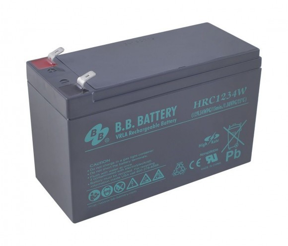 Аккумулятор BB Battary HRС 1234W